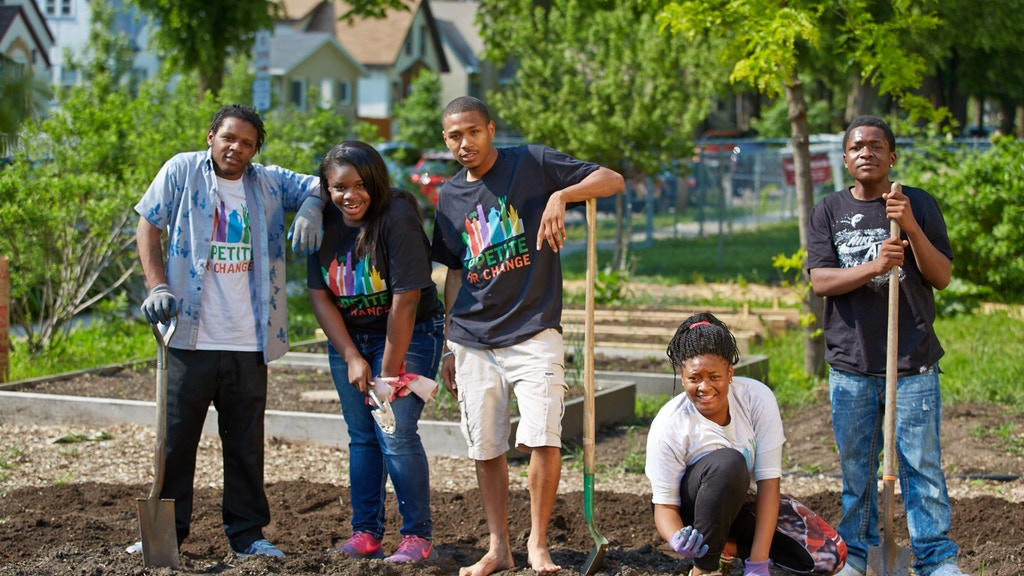 Help Us Build A Youth Food Movement in North Minneapolis project video thumbnail