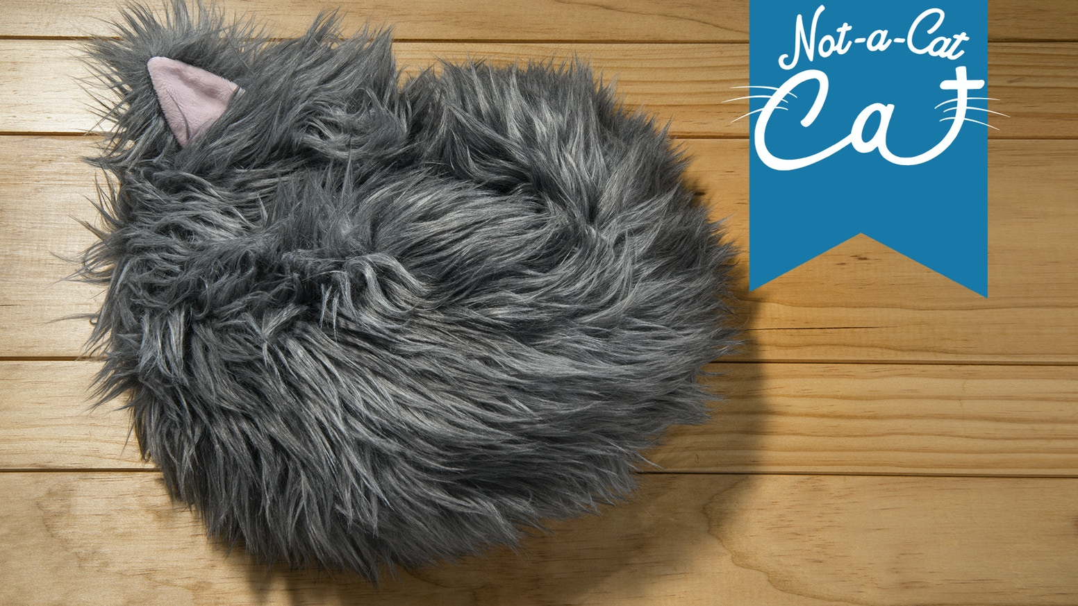 Introducing the first cat that's not a cat: The Not-a-Cat Cat!  Created by Vat19.