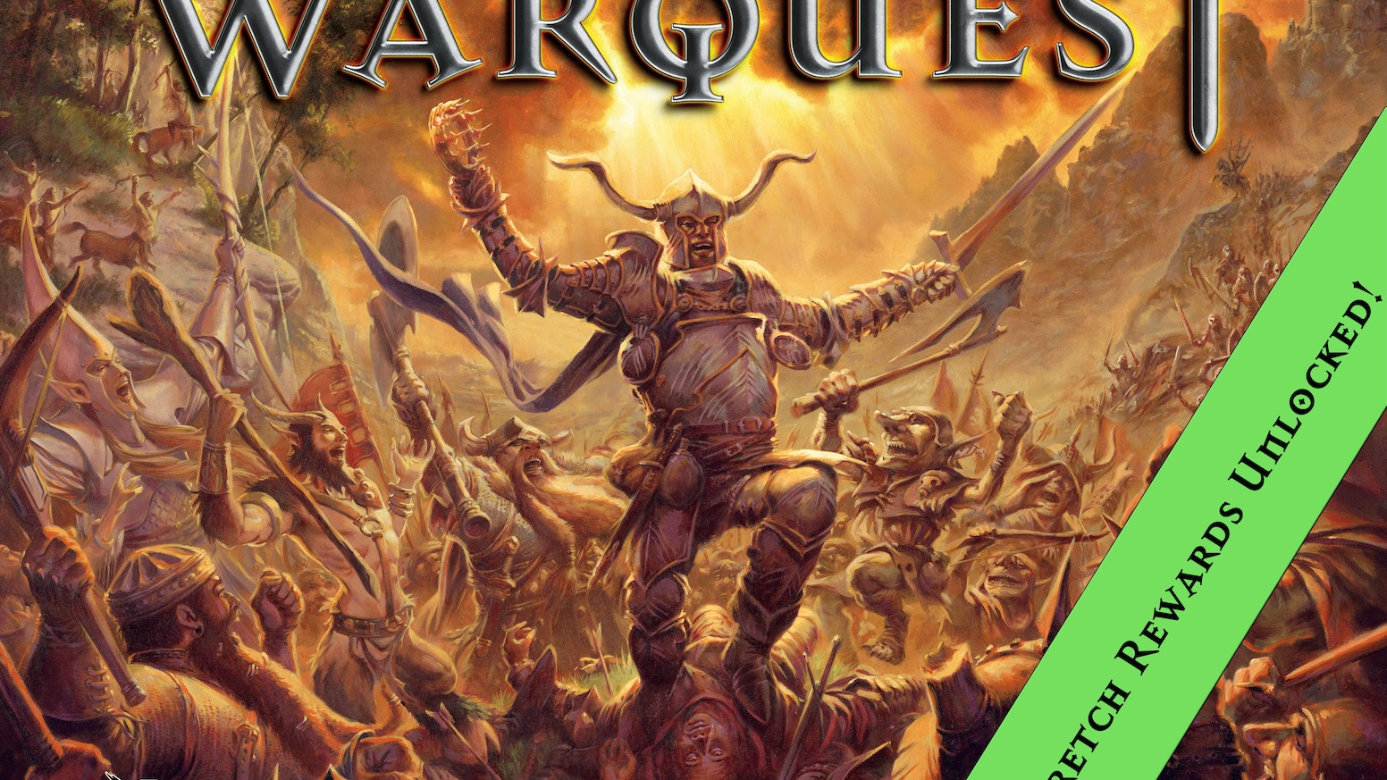 Warquest by mr b games kickstarter recruit fantastical racesengage in fierce battlescomplete dangerous questsconquer exotic kingdoms solutioingenieria Image collections