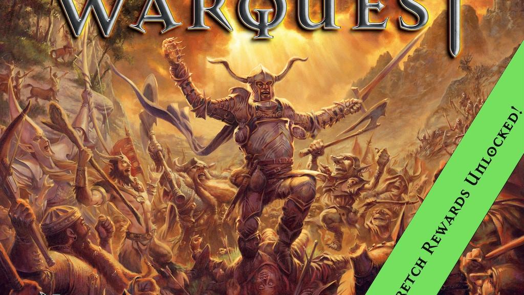 WarQuest project video thumbnail