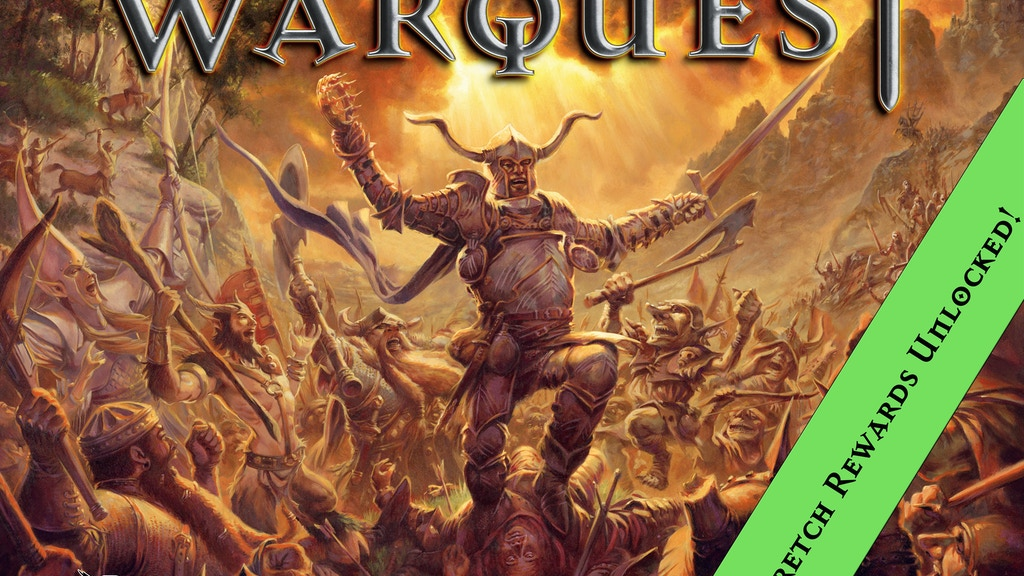 WarQuest project video thumbnail