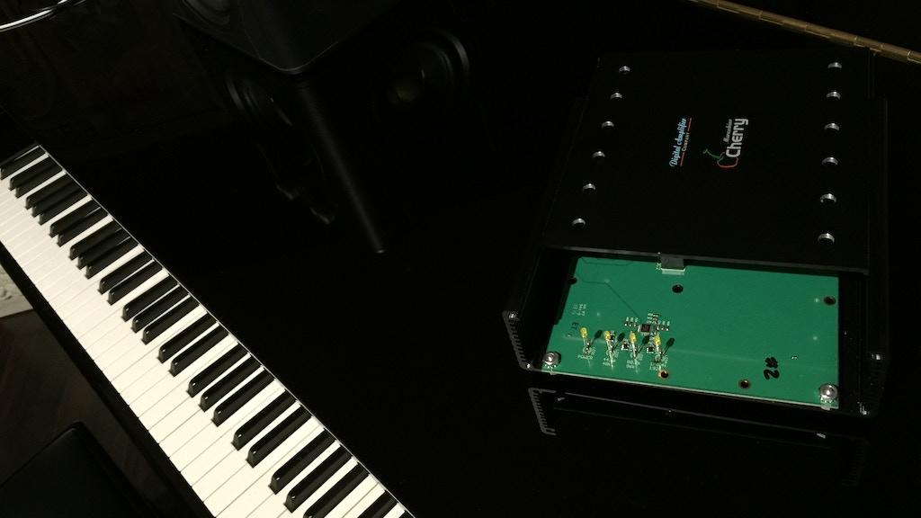 DAC DAC ---- Ultra High Performance D/A Converter project video thumbnail