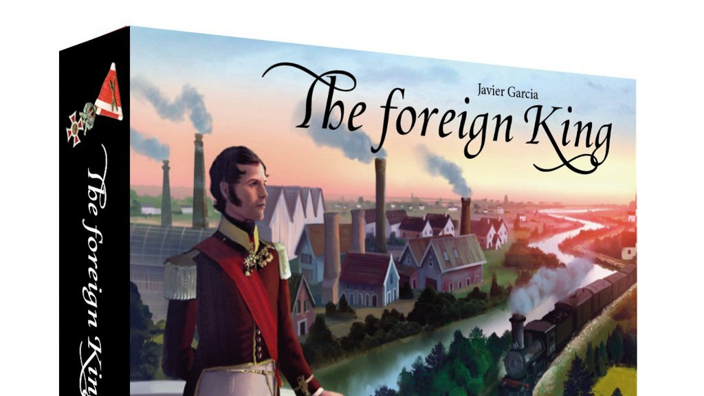 The Foreign King project video thumbnail