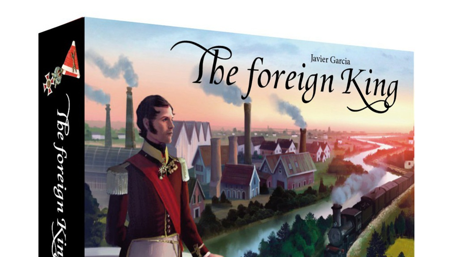 Belgium, 1831. A foreign King seats on the throne and leads his Kingdom in the race to industrialization