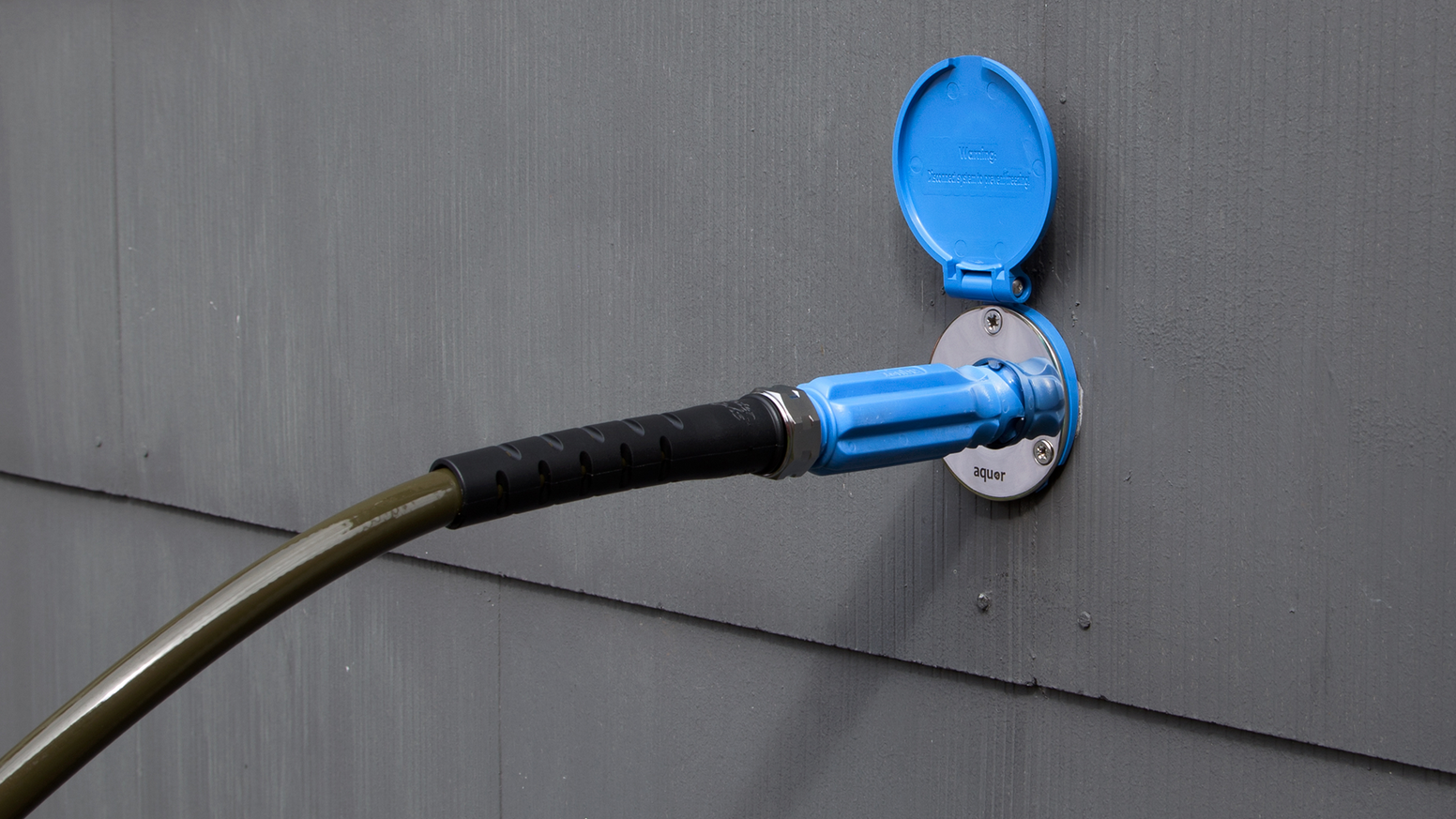 Aquor The Ultimate Outdoor Faucet Amp Garden Hose Connector