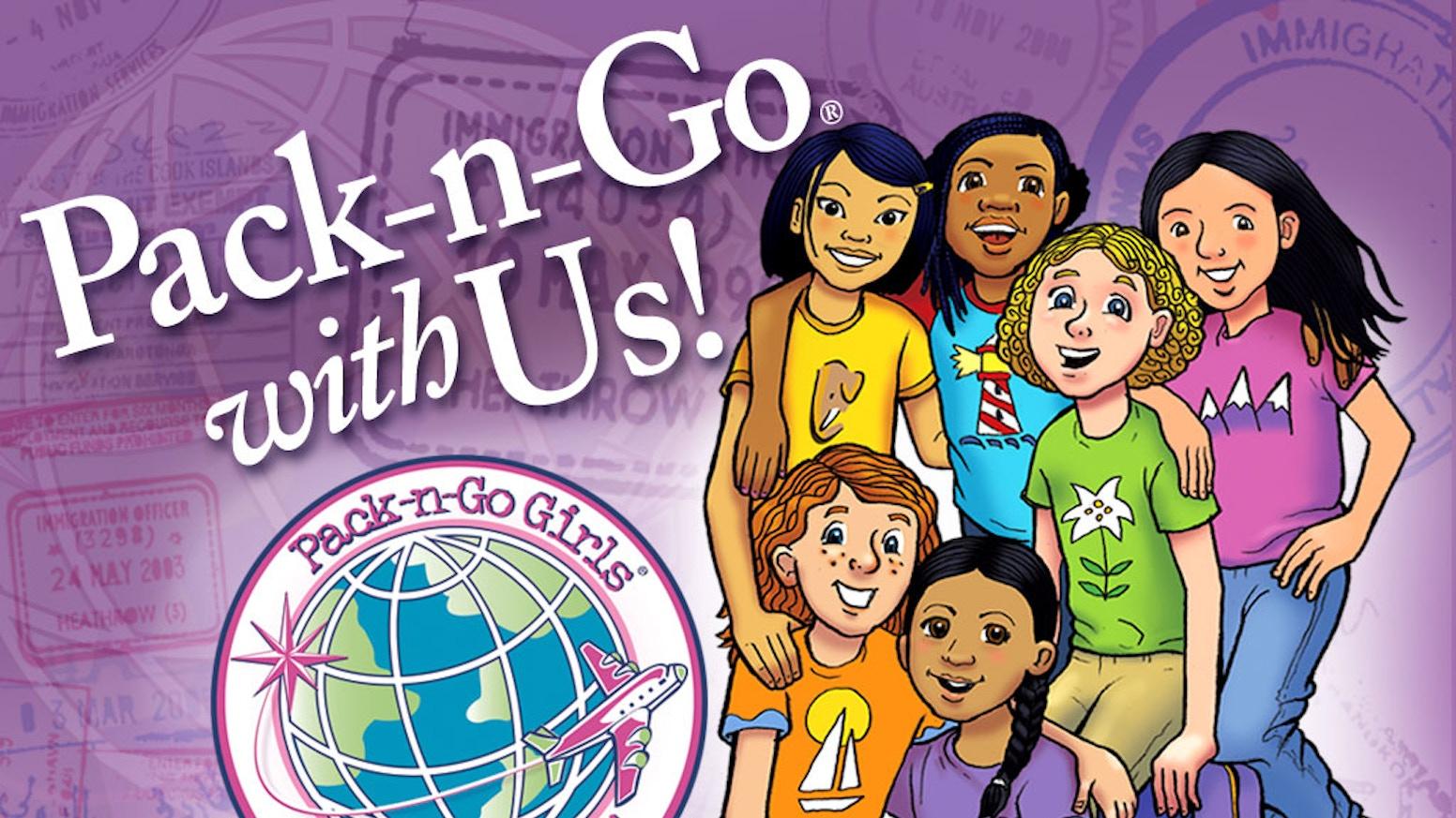 Pack N Go With Us Pack N Go Girls Adventures By Lisa