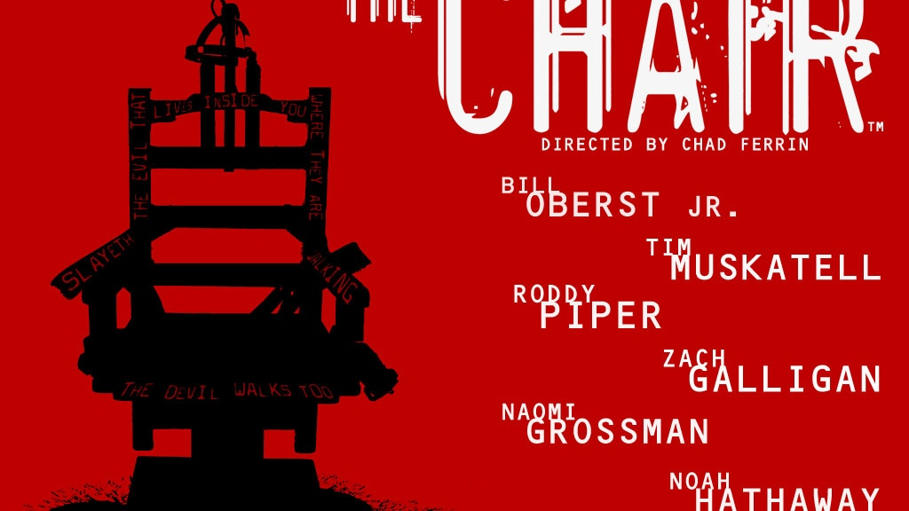 THE CHAIR - an ELECTRIFYING psychological horror/thriller project video thumbnail