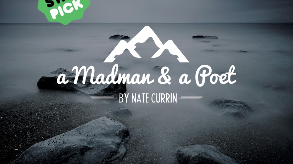 The Madman & The Poet | A New Album by Nate Currin project video thumbnail