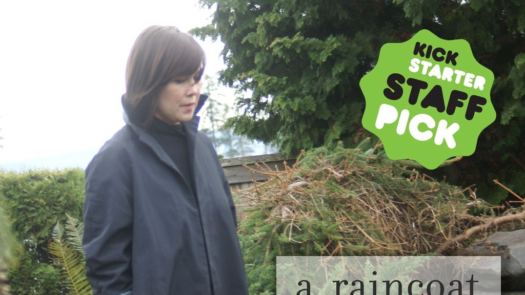 A Raincoat by Sonja Silver with Chandler O'Leary project video thumbnail
