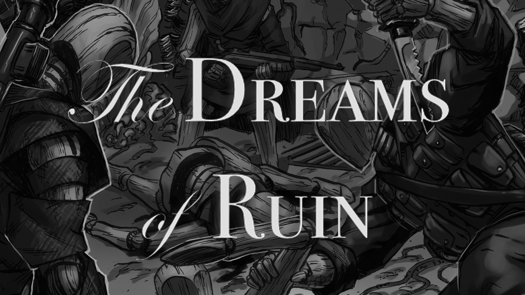The Dreams of Ruin - An Old School Revival Sourcebook project video thumbnail