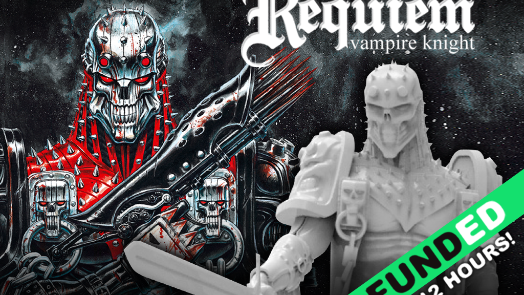 Requiem Vampire Knight: The Game project video thumbnail