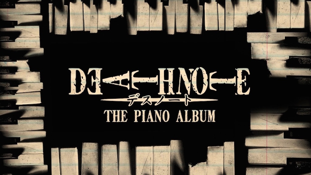 Project image for Death Note The Piano Album
