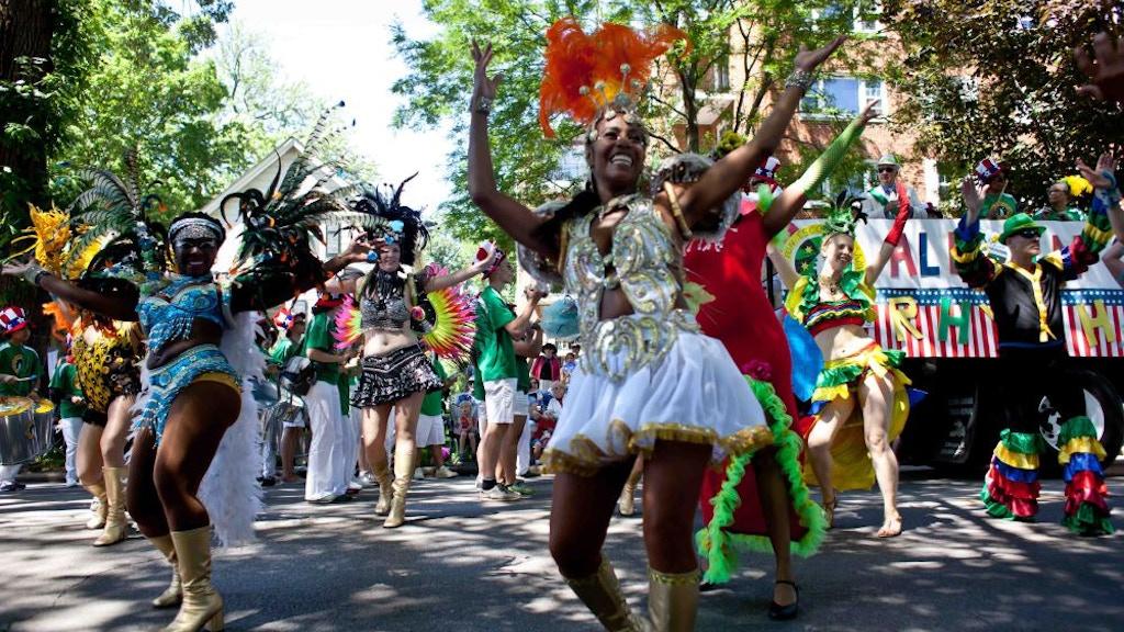 2015 Evanston Escola de Samba 4th of July Parade project video thumbnail