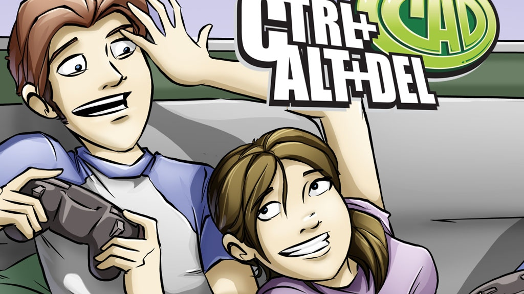 Ctrl+Alt+Del 1.0: The Box Set project video thumbnail
