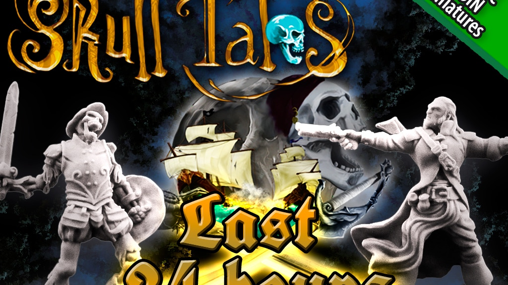 Skull Tales project video thumbnail