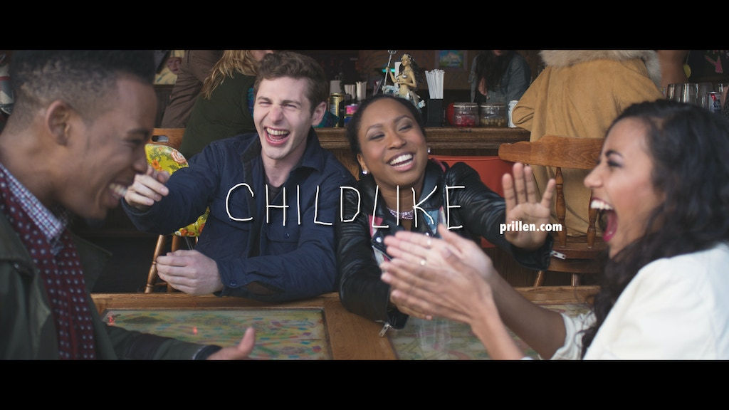 Prillen - Childlike project video thumbnail