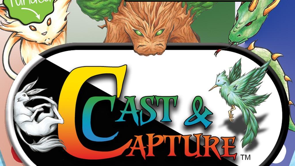 Cast & Capture project video thumbnail