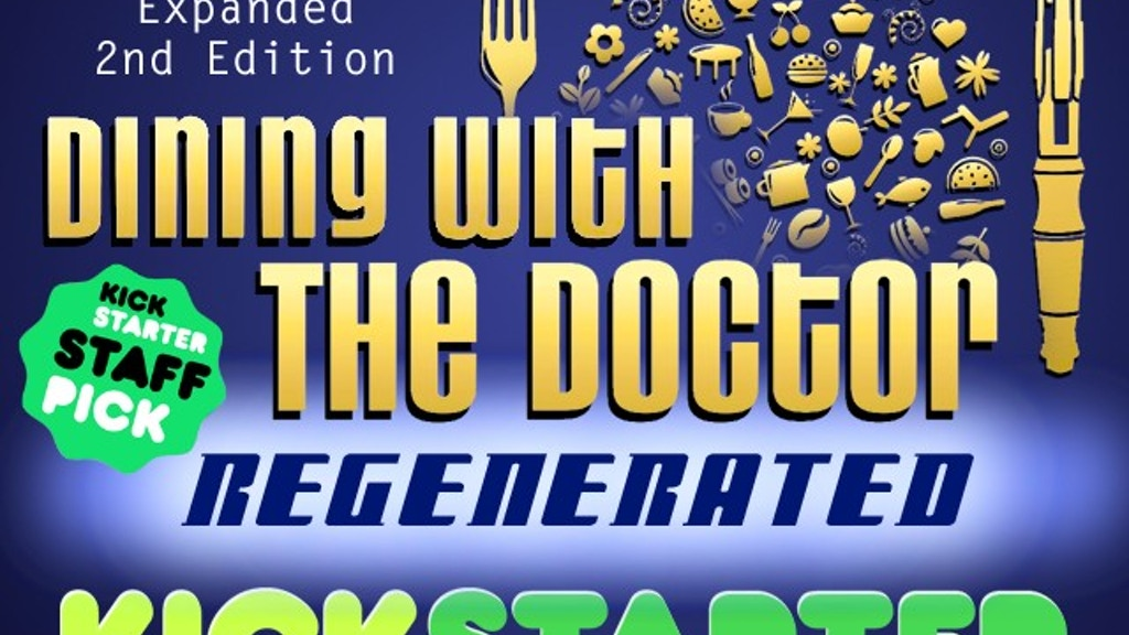 Whovian Cookbook - Dining With the Doctor: Regenerated project video thumbnail