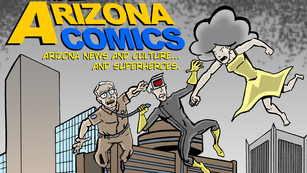 Amazing Arizona Comics Monthly 2015 project video thumbnail