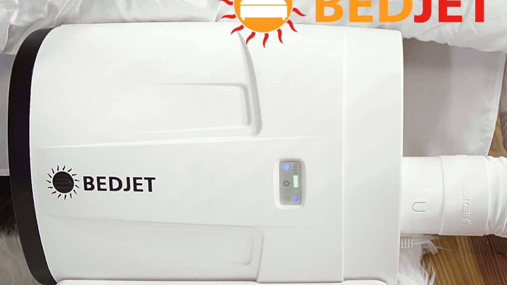 BedJet v2: Sleep inducing climate control just for your Bed project video thumbnail