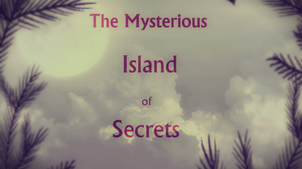 Project image for The Mysterious Island of Secrets
