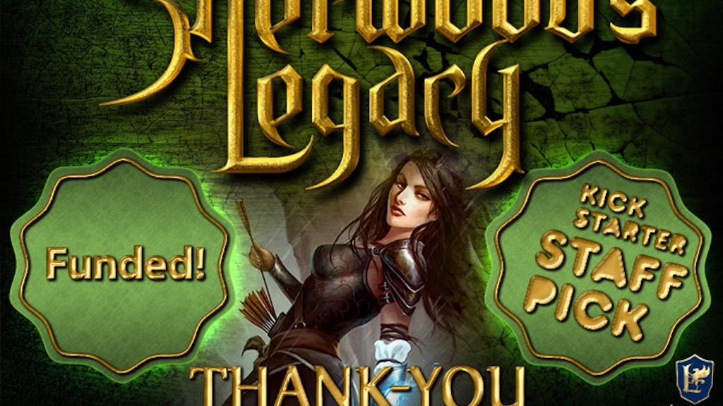 Sherwood's Legacy project video thumbnail