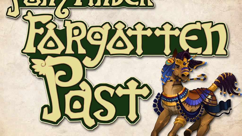 Ponyfinder: Forgotten Past project video thumbnail