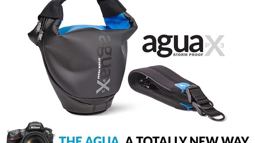 The AGUA. A totally new way to carry your camera! project video thumbnail
