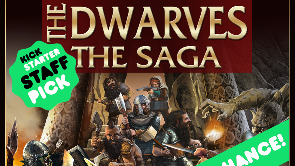 The Dwarves: The Saga project video thumbnail