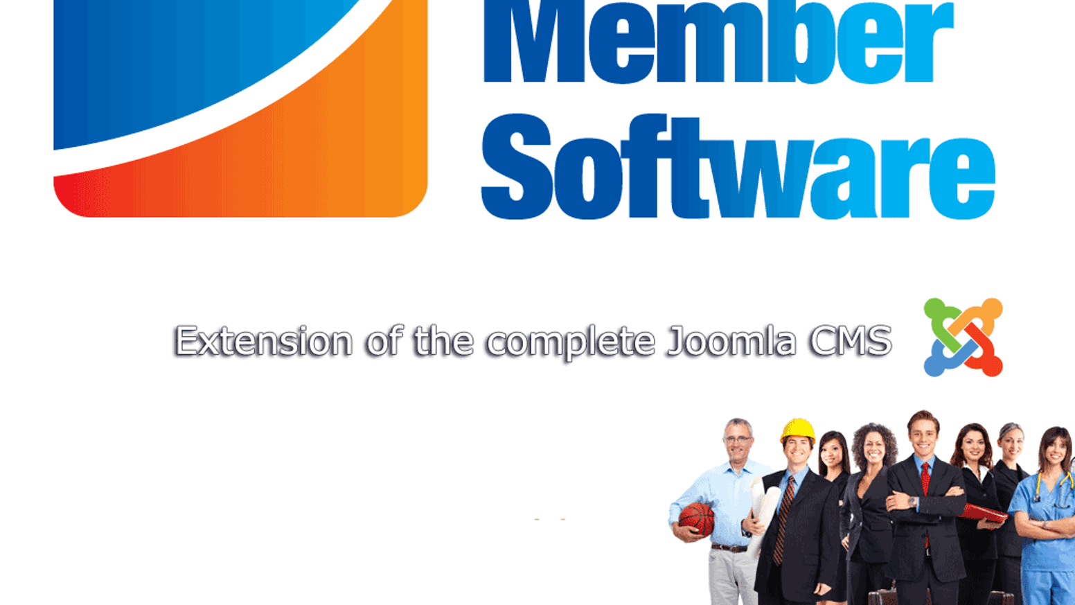 Low cost, all-in-1, reliable, customizable member administration module for your association's website.