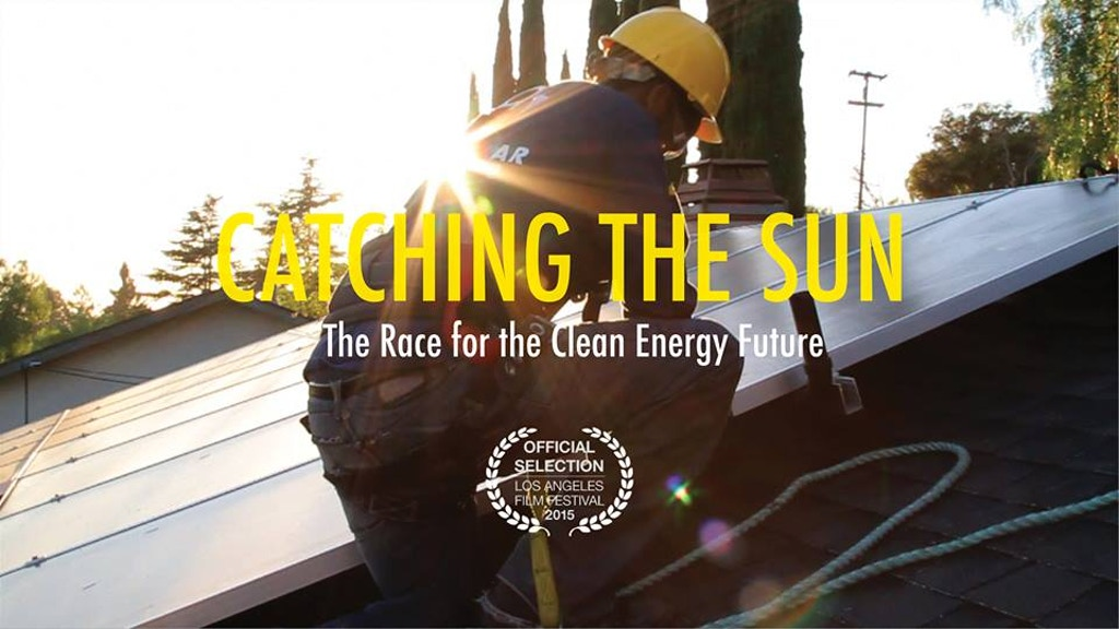 CATCHING THE SUN - A Documentary Feature Film project video thumbnail
