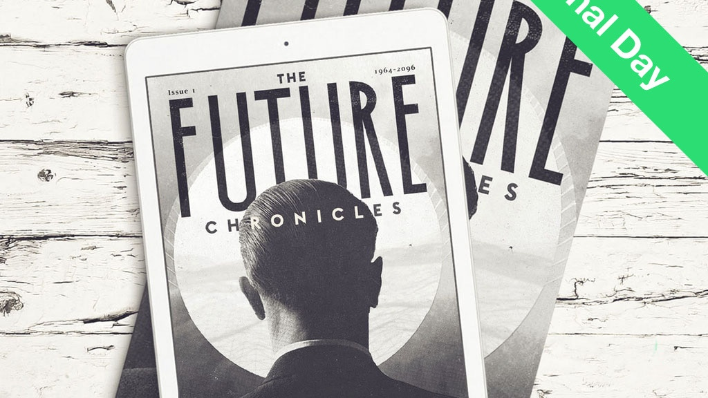 The Future Chronicles #1 Internet – A Time Travel Magazine project video thumbnail