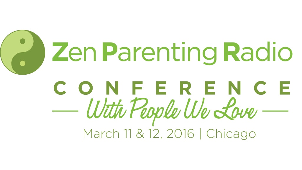 Zen Parenting Radio's Conference With People We Love project video thumbnail