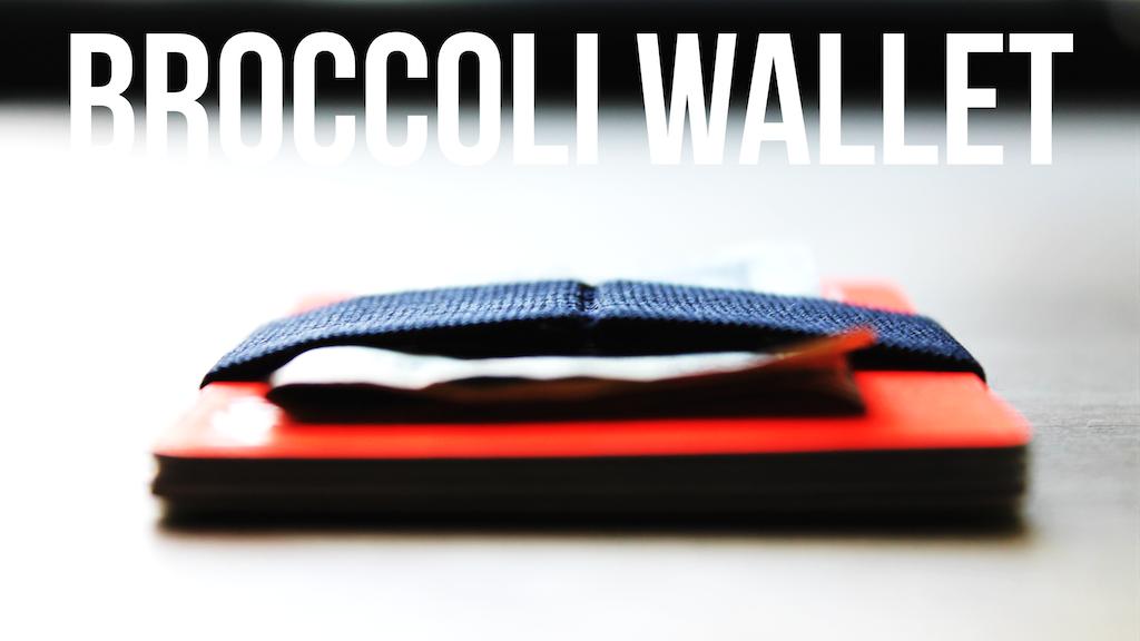 Broccoli Wallet project video thumbnail