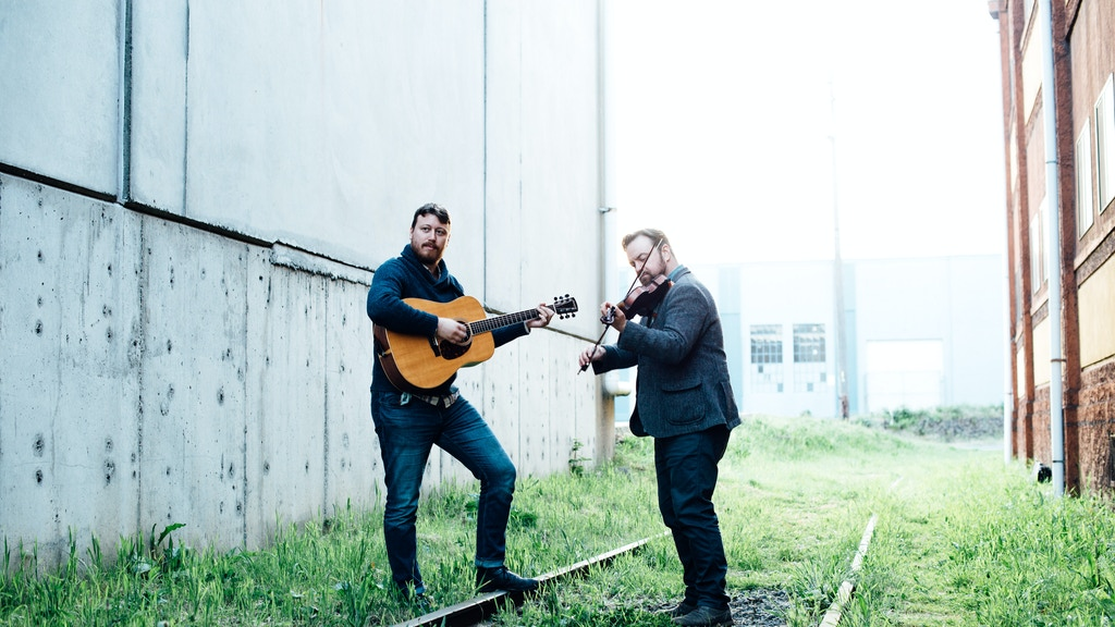 Ryan McKasson & Eric McDonald Debut Album project video thumbnail