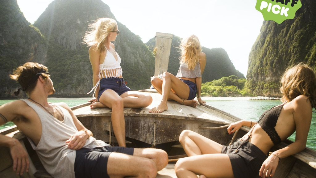 - K O H - Innovative Travel Shorts, with Island Spirit project video thumbnail