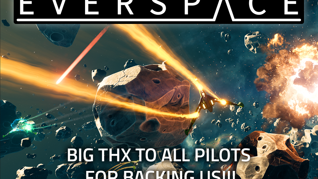 EVERSPACE project video thumbnail