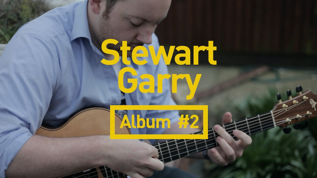 Stewart Garry / New Album & Film project video thumbnail