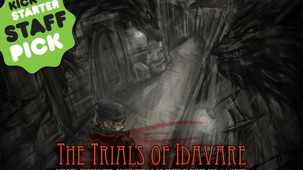 Project image for The Trials of Idavare