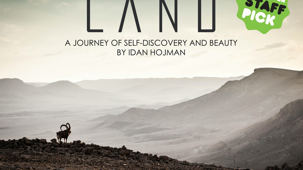 LAND- A photography book project video thumbnail