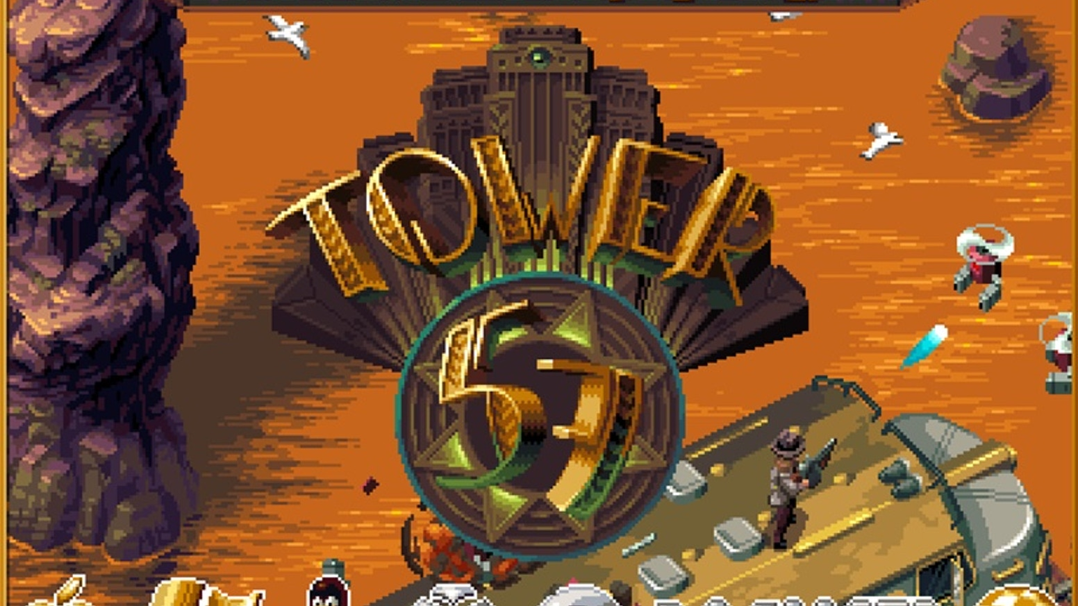 Tower 57 by Benitosub » AMIGA version is out! — Kickstarter