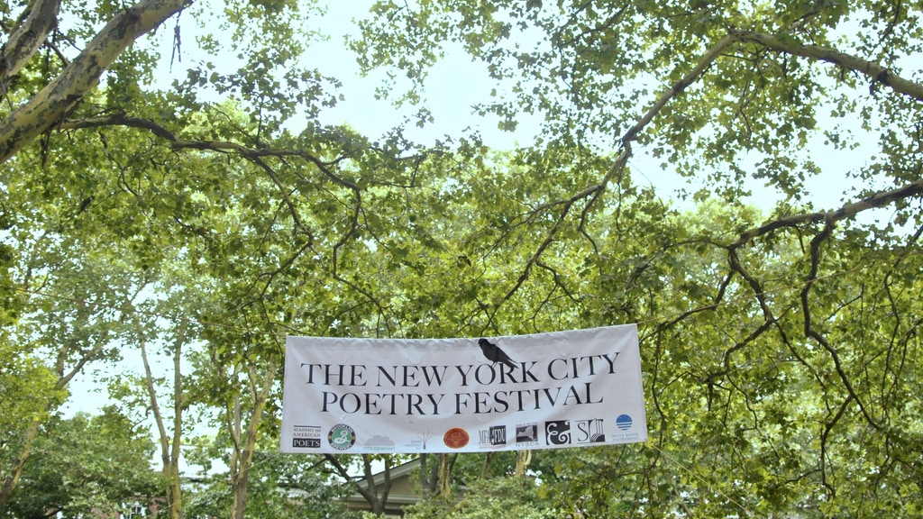 The 5th Annual New York City Poetry Festival project video thumbnail