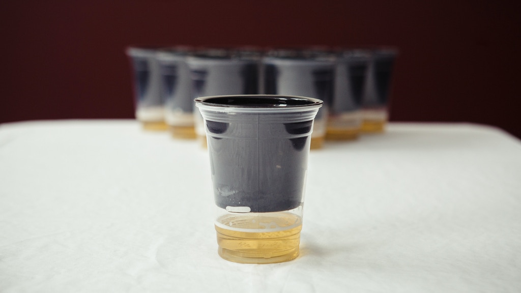 SLIP CUP™: CLEAN BEER PONG project video thumbnail