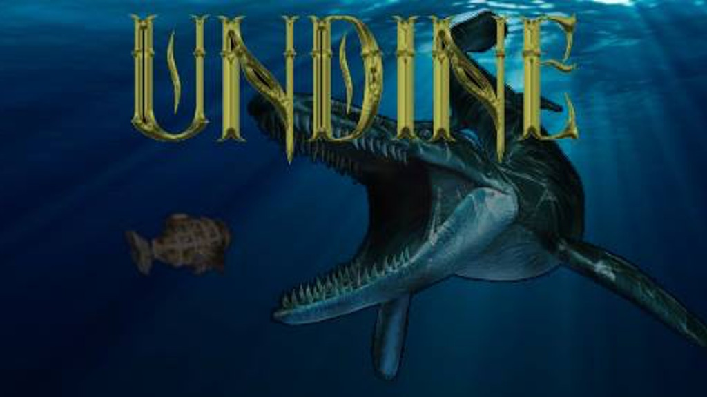 Undine project video thumbnail