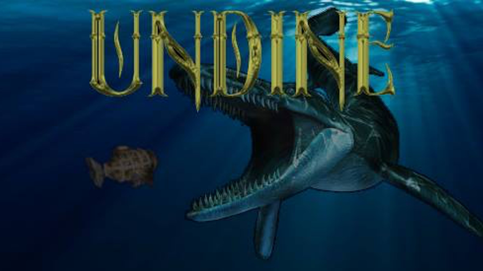 Undine is a first person single player steampunk based underwater exploration game, where you explore, fight and scavenge lost cities.