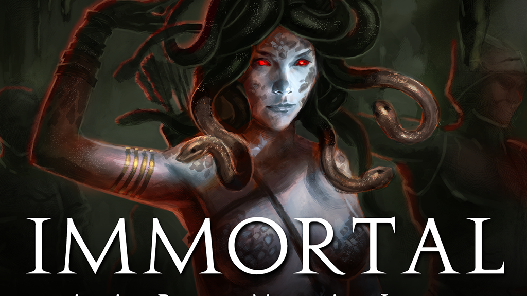 Immortal - Art Book of Myths and Legends project video thumbnail