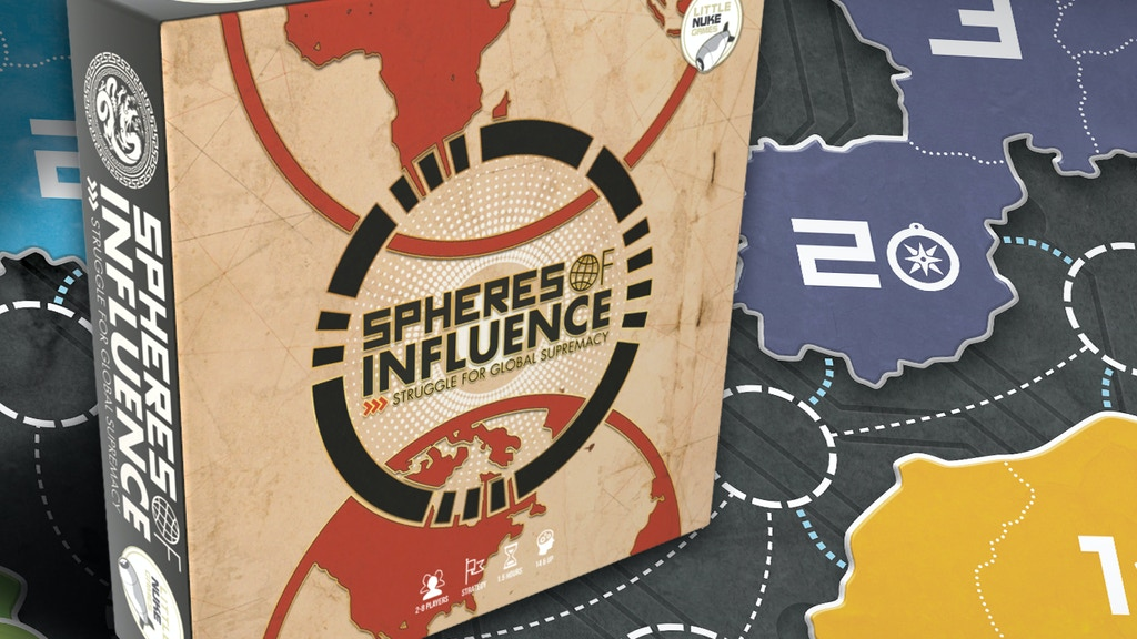 Spheres of Influence: Struggle For Global Supremacy project video thumbnail