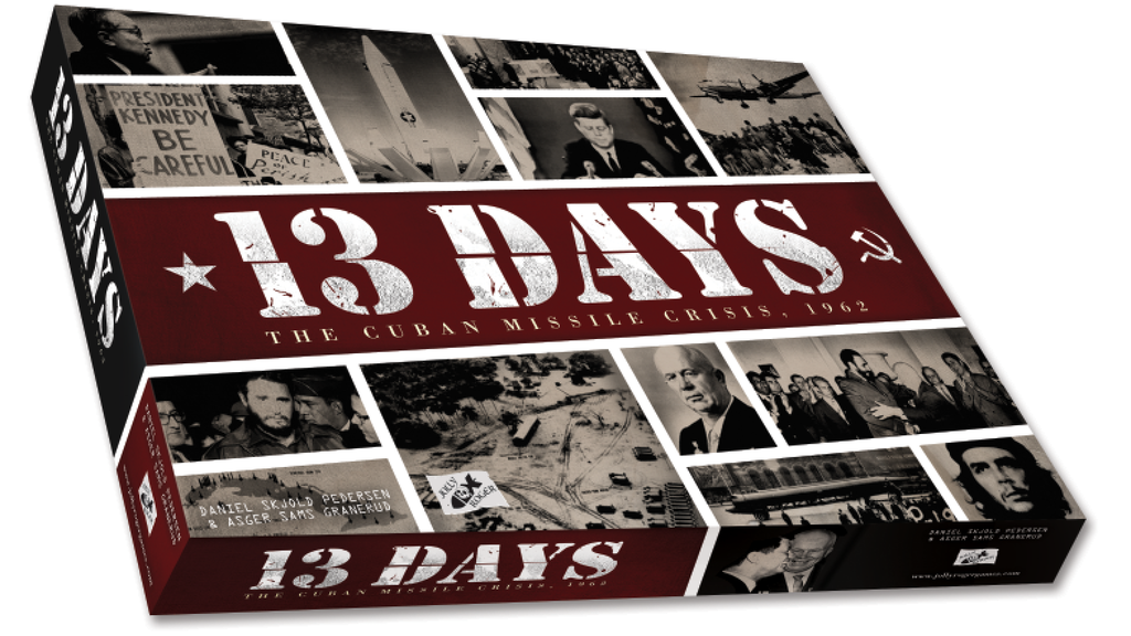 13 Days: A Game of the Cuban Missile Crisis project video thumbnail