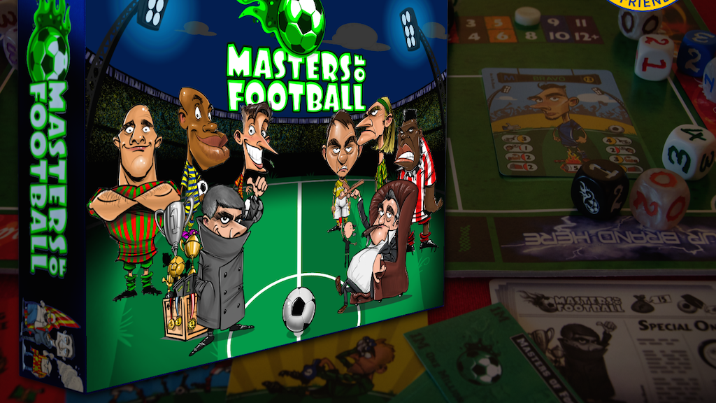 Masters of Football project video thumbnail