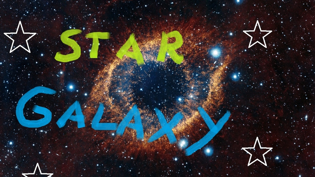 Project image for Star Galaxy (Video Game)